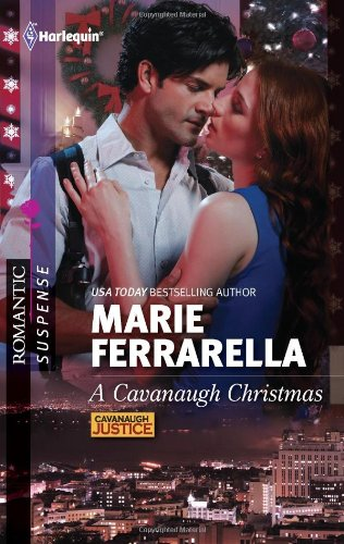 book cover of A Cavanaugh Christmas