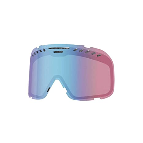 7e70290a87 Smith Optics Project Adult Replacement Lense Snow Goggles Accessories -  Blue Sensor Mirror One Size