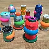8/16/24/32/40/48pcs Thread Spool Huggers Keep Thread Spools from Unwinding Peels (D,24PC)