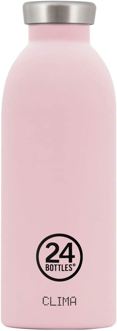 Isolierte Trinkflasche Clima Bottle Grand Collection aus Edelstahl 500 ML Farbe:Rose Gold