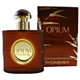 Opium By Yves Saint Laurent For Women. Eau De Toilette Spray 1 Ounces