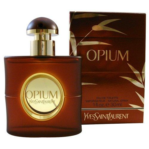 Cinnamon Eau Jasmine De Toilette - Opium By Yves Saint Laurent For Women. Eau De Toilette Spray 1 Ounces