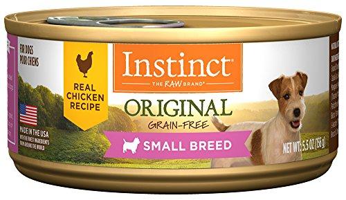 Instinct Original Small Breed Grain Free Real Chicken Recipe