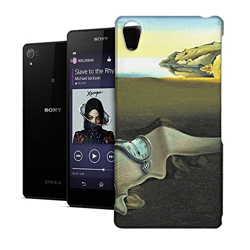 Teléfono Móvil para Sony Xperia Z2 - relojes derritiendo Salvador Dalí Fine Art carcasa rígida brillante: Amazon.es: Electrónica