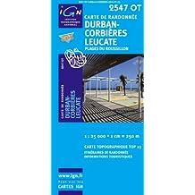 Durban-Corbieres / Leucate Plages du Roussillon 2006: IGN.2547OT