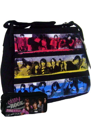 Disney Jonas Brothers Messenger Bag and Accessories Case (Brothers Rock Jonas)