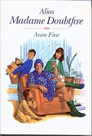 book cover of Madame Doubtfire