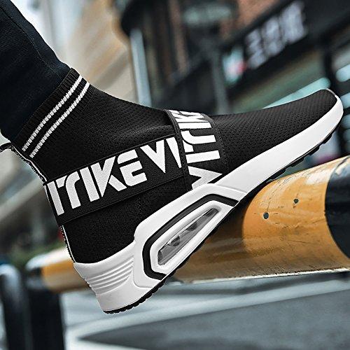 Fitness Uomo da Figlio all'Aperto VITIKE Ginnastica Interior Scarpe Corsa Sneakers Sneakers Unisex Scarpe Running Donna Casual Genitore Sportive 7q18xfwq