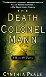 The Death of Colonel Mann, Cynthia Peale, 0440235650