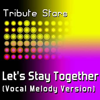 Seal - Let's Stay Together (Vocal Melody Version) de