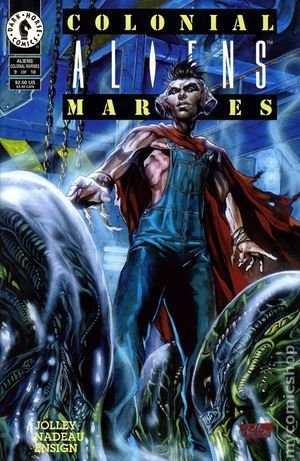 Read Online Aliens Colonial Marines #9 ebook