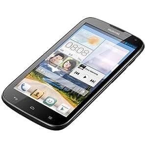 "Huawei Ascend G610 - Smartphone libre Android (pantalla 5"", cámara 5 Mp, 4 GB, Quad-Core 1.2 GHz, 1 GB RAM), negro"
