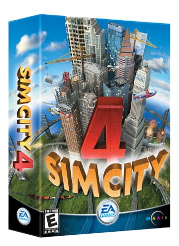 SimCity 4 - PC (Sim 4 Download City)