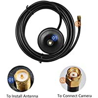 Extension Cable with Male End of 10dB Antenna of Camera of SMONET WIFI NVR KITS, Male End, with Pin