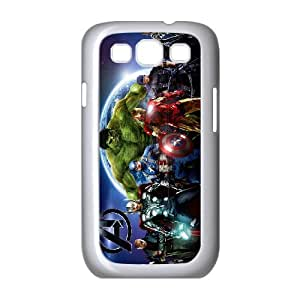 Samsung Galaxy S3 I9300 Phone Case for The Avengers pattern design