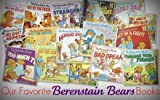 img - for The Berenstain Bears and the Truth, The Berenstain Bears and the Sitter, The Berenstain Bears and the Ghost of the Forest,The Berenstain Bears No Girls Allowed, The Berenstain Bears Go to the Doctor, The Berenstain Bears Go to Camp (The Berenstain Bears) book / textbook / text book