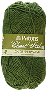 Spinrite Classic Wool DK Yarn, Green