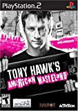 Tony Hawk's American Wasteland - PlayStation 2