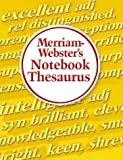 img - for Merriam-Webster's Notebook Thesaurus book / textbook / text book