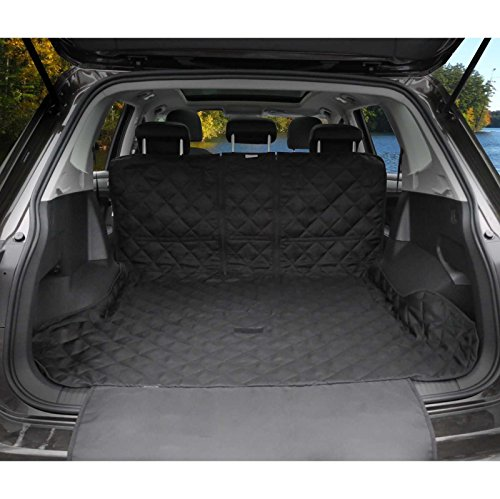 PIC AUTO Pet Seat Cover - Hammock Convertible, Waterproof & Scratch Proof, Nonslip Backing (Cargo)