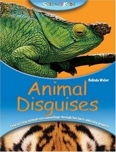 Science Kids Animal Disguises pdf