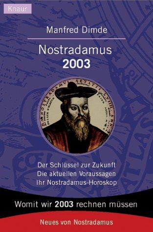 Nostradamus 2003