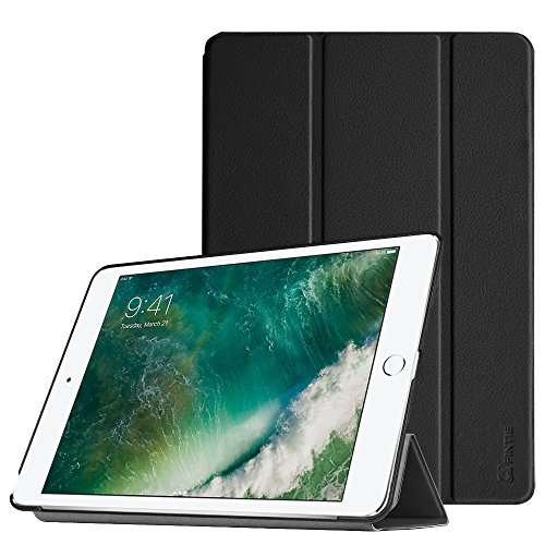 Fintie New iPad 9.7 Inch 2017 Case - Ultra Slim Lightweight Smart Shell Standing Cover with Auto Wake (Ipad For 100 Dollars)