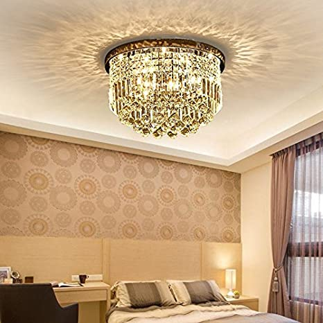 Amazon.com: Saint Mossi - Lámpara de techo LED con montaje ...