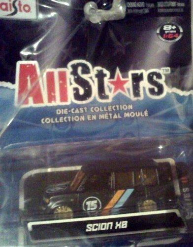 Maisto All Stars SCION xB Diecast Collectible 1/64 Car (Die Cast Scion)