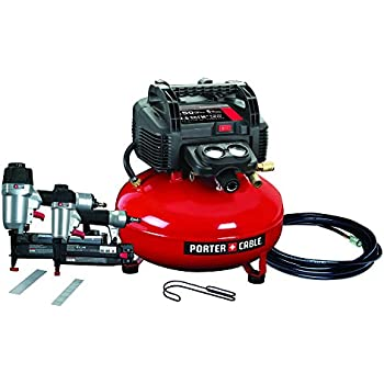 PORTER-CABLE PCFP12656 Finish and Brad Nailer Combo Kit