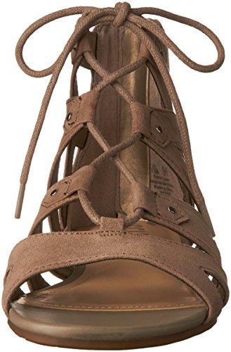 Circus De Sam Edelman Mujer's Hagan Sandal Putty