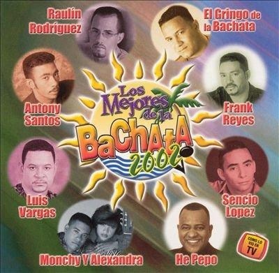 Mejores De La Bachata 2002 Year-end Super Special SALE held gift