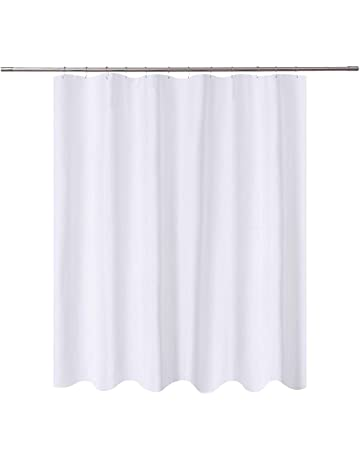 NY HOME Fabric Shower Curtain