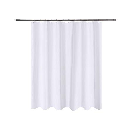Amazoncom Ny Home Short Shower Curtain Liner Fabric 72 X 65