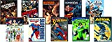 Ultimate DC Comics Collection 10 Movie - Batman vs. Robin/ Superman-Batman: Apocalypse/Superman: Unbound/ Justice League - The New Frontier & Trapped in Time/ Batman: The Dark Knight Returns P2