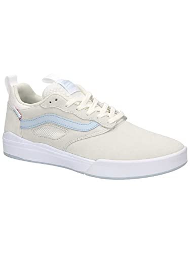 1295b2cbaa Image Unavailable. Image not available for. Color  Vans UltraRange Pro Mens  Size 7.5 Center Court Classic White Baby Blue ...