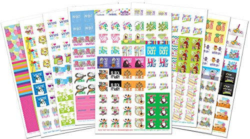 432 Planner Stickers Collection Appointment product image