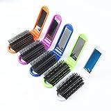 Specialty Folding Pocket Pop Up Brush/Mirror (Pack of 3)