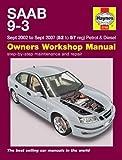 Saab 9-3 Service And Repair Manual: 02-07