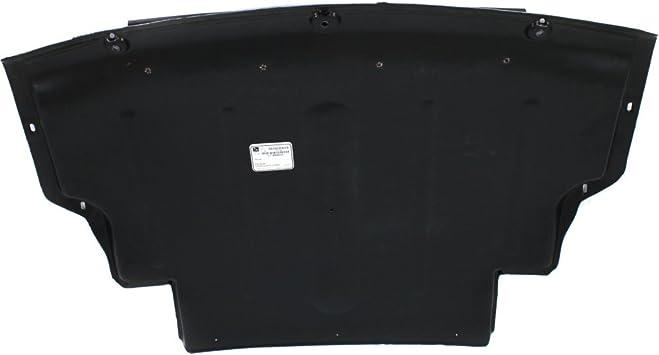 Driver and Passenger Side Set of 2 Splash Shield For 2003-2008 BMW Z4 Front