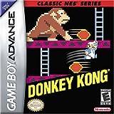 Donkey Kong (Nes Classics GBA)