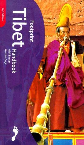 Footprint Tibet Handbook: The Travel Guide