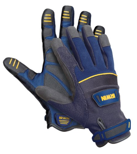 IRWIN Tools Gloves General Construction, Extra-Large (432006)