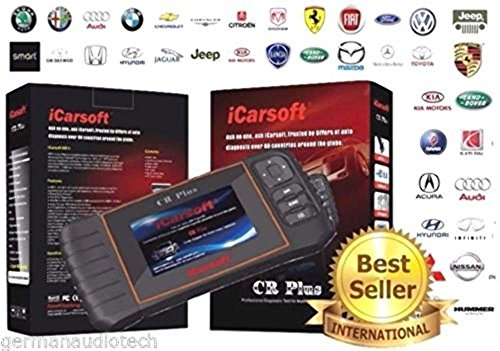 iCarsoft professional universal diagnostic vehicles product image