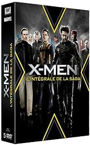 X-Men : L'intégrale de la saga (5 films) [Francia] [DVD]