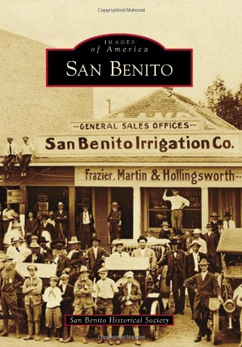 Read Online San Benito (Images of America) pdf