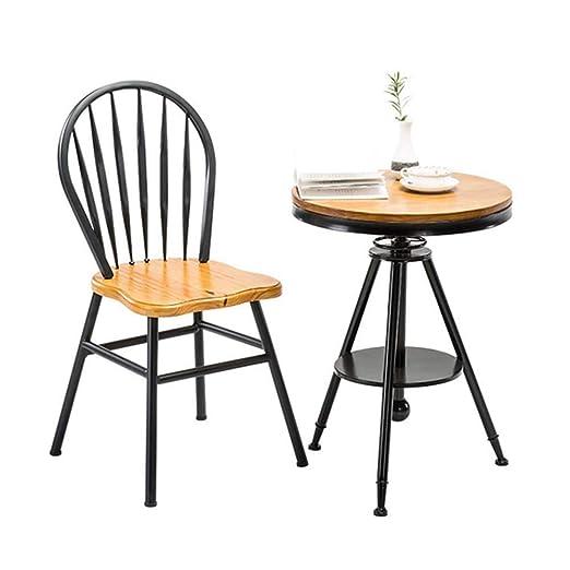 Mesa y silla, mesa de Levante, diseño ergonómico, madera ...
