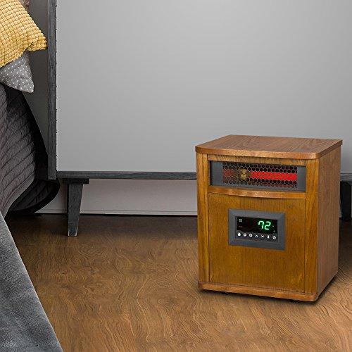 Lifesmart Lifepro 6 Element 1500w Portable Electric