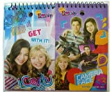 Nickelodeon iCarly Notepad Set - 2pcs Set