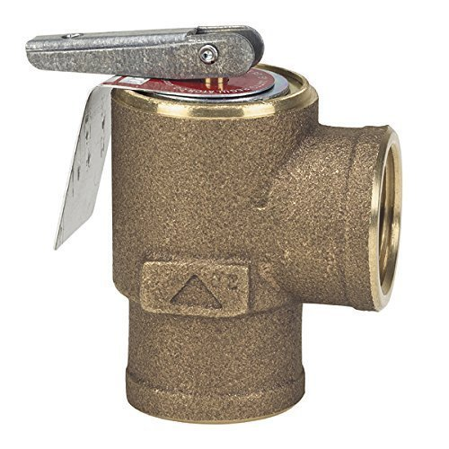 Watts 0342691 30 PSI Pressure Relief Valve, Bronze, 3/4 335 M2-030 Model: 342691 Tools & Home Improvement by Home & Tools